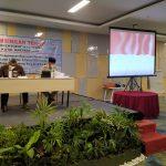 Inspektorat Daerah Kabupaten Kutai Kartanegara  Ikuti Bimbingan Teknis Kearsipan