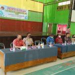 Sosialisasi Saber Pungli di Kegiatan PTSL Desa Jembayan
