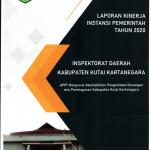 LAPORAN KINERJA INSTANSI PEMERINTAHAN (LKJIP) 2020